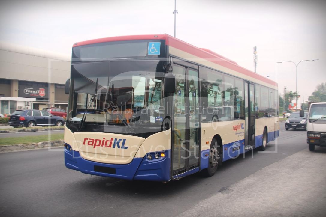 RapidKL No Service 01