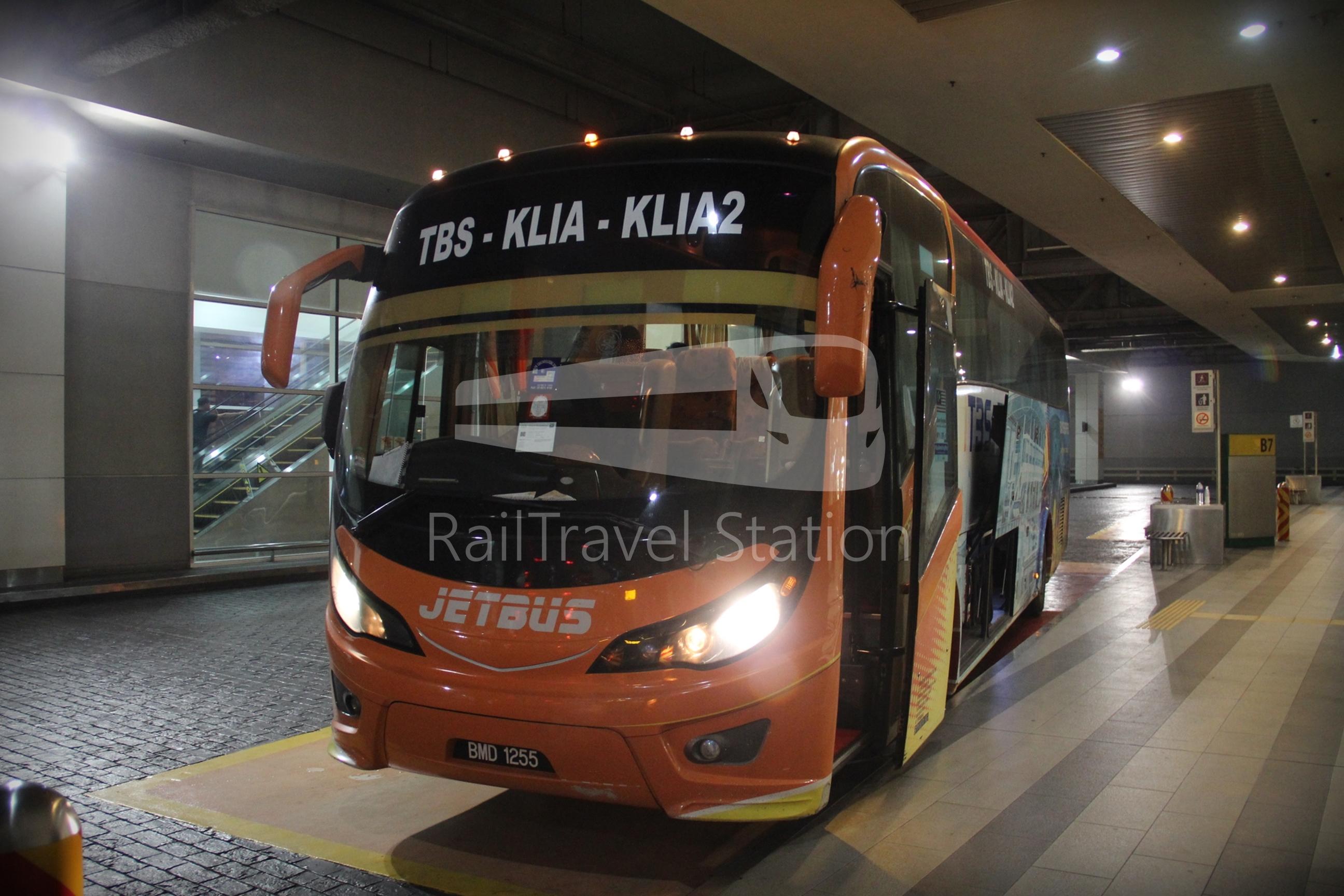 Jetbus Terminal Bersepadu Selatan Tbs To Klia2 And Klia