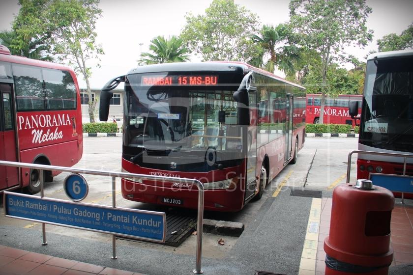 Panorama Melaka 15Melaka Sentral Bukit Rambai 01