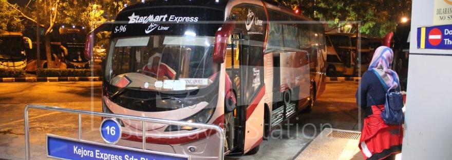 Melaka To Singapore Bus Travel Time
